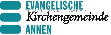 Bis Sonntag – Evangelische Kirchen in Witten-Annen Logo
