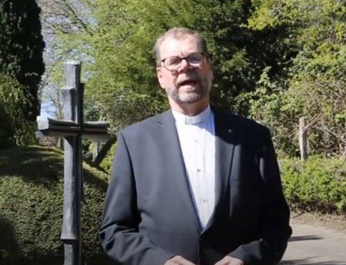 Gruß zum Ostersonntag von Pfarrer Claus Humbert