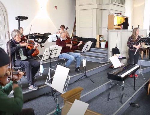Jubiläumsgottesdienst 125 Jahre Kirchenmusik in Annen