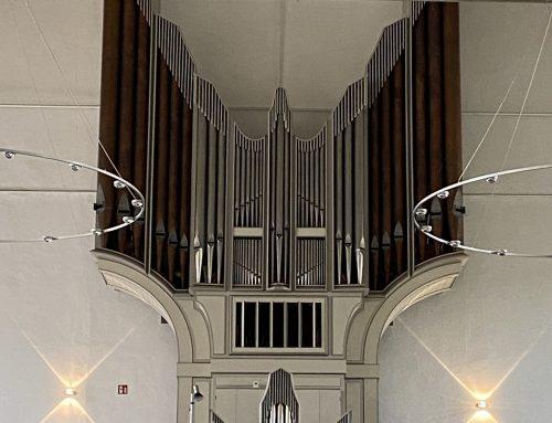 Orgelkonzert Erlöserkirche
